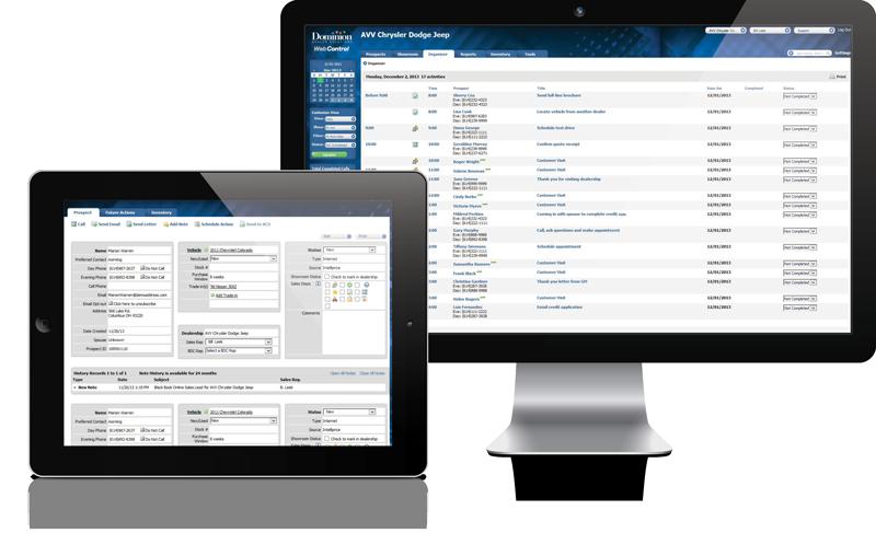 Web Control CRM Advanced