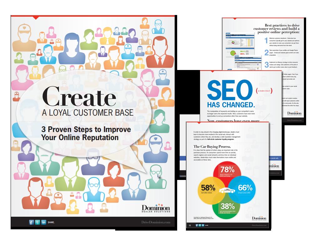 Create a Loyal Customer Base