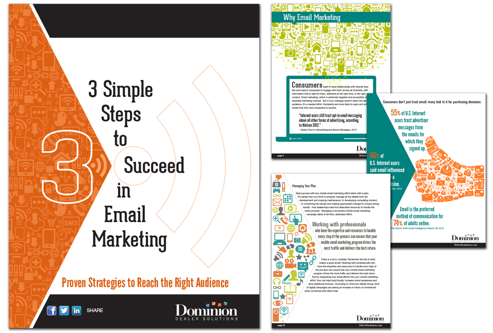 3 Simple Steps to Succeed in Email Marketing