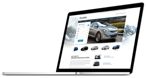 responsive website for car dealer