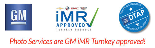 Photo Services is GM iMR Approved