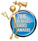 Dealers' Choice Award 2016