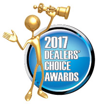 Dealers' Choice Award 2017