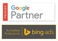 Google Partner & Bing Accredited Professional