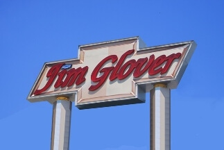 Jim Glover Chevy Logo