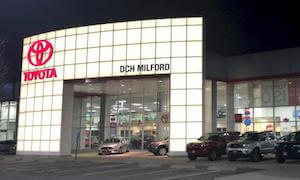 DCH Toyota of Milford
