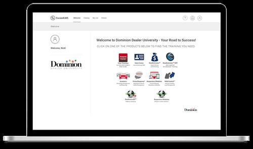 Dominion Dealer University