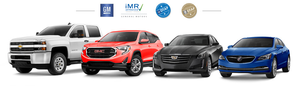 GM Vehicle Fleet
