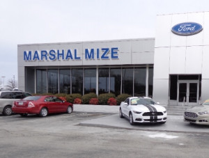 Dominion Dealer Solutions - Marshal Mize Ford in Chattanooga, TN