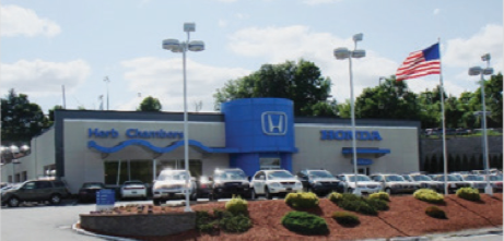 Dominion Dealer Solutions - Herb Chambers Honda of Burlington