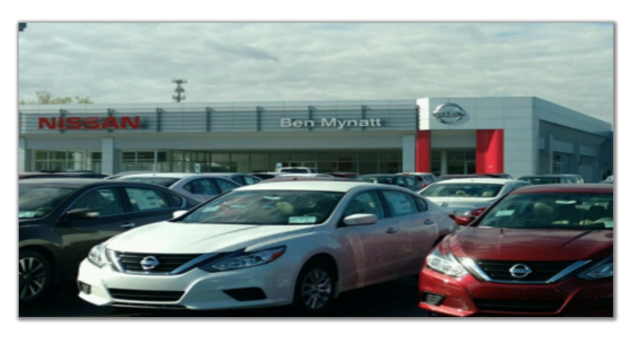Dominion Dealer Solutions - Ben Mynatt Nissan
