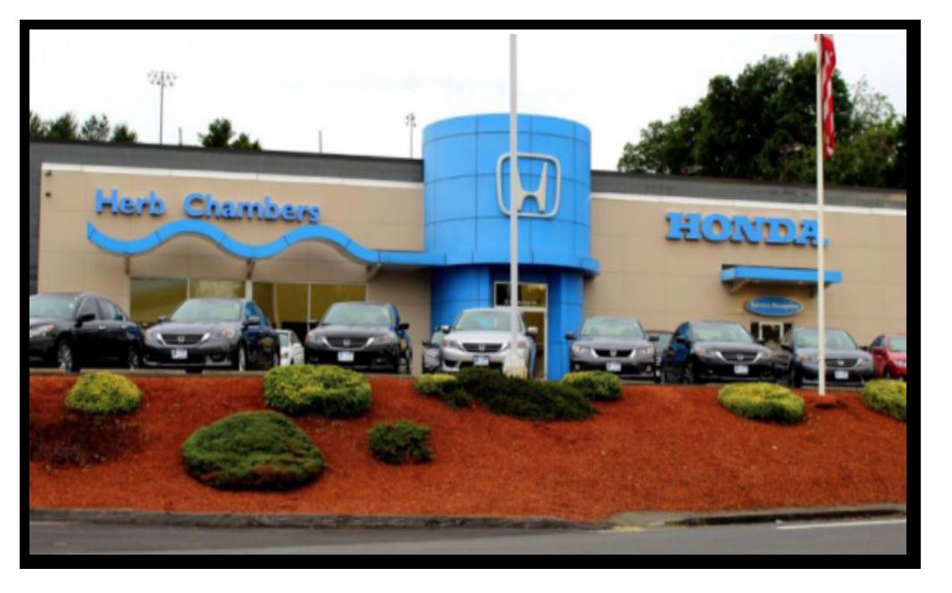Dominion Dealer Solutions - Herb Chambers Honda of Burlington