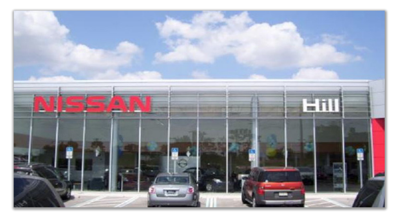 Dominion Dealer Solutions - Hill Nissan Attributes 25% of Monthly Sales to DealActivator
