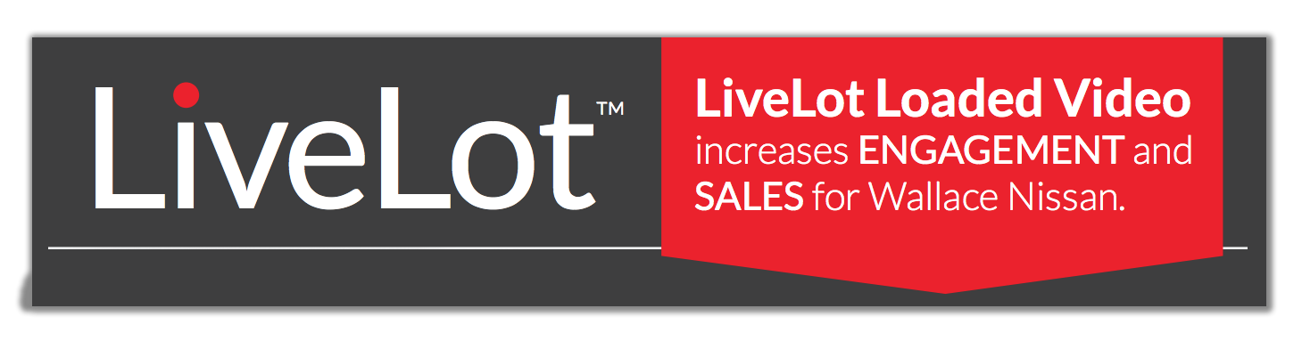 Dominion Dealer Solutions - Wallace Nissan LiveLot™