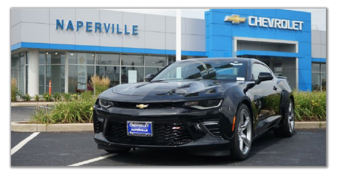 Dominion Dealer Solutions - Chevrolet of Naperville