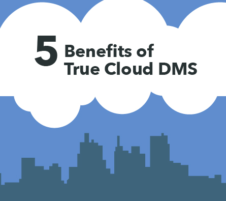Dominion Dealer Solutions - True Cloud DMS Cloud