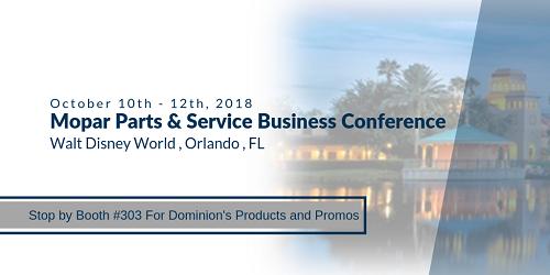 Mopar Orlando Conference
